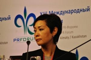 Мадина Уморбекова pr форум 2017
